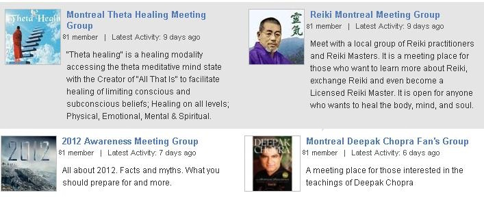 multihealing activities